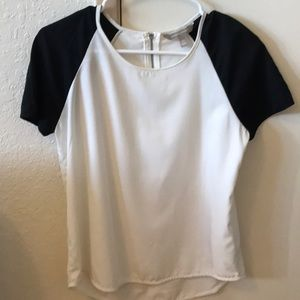 XS BR Factory Black/White Top